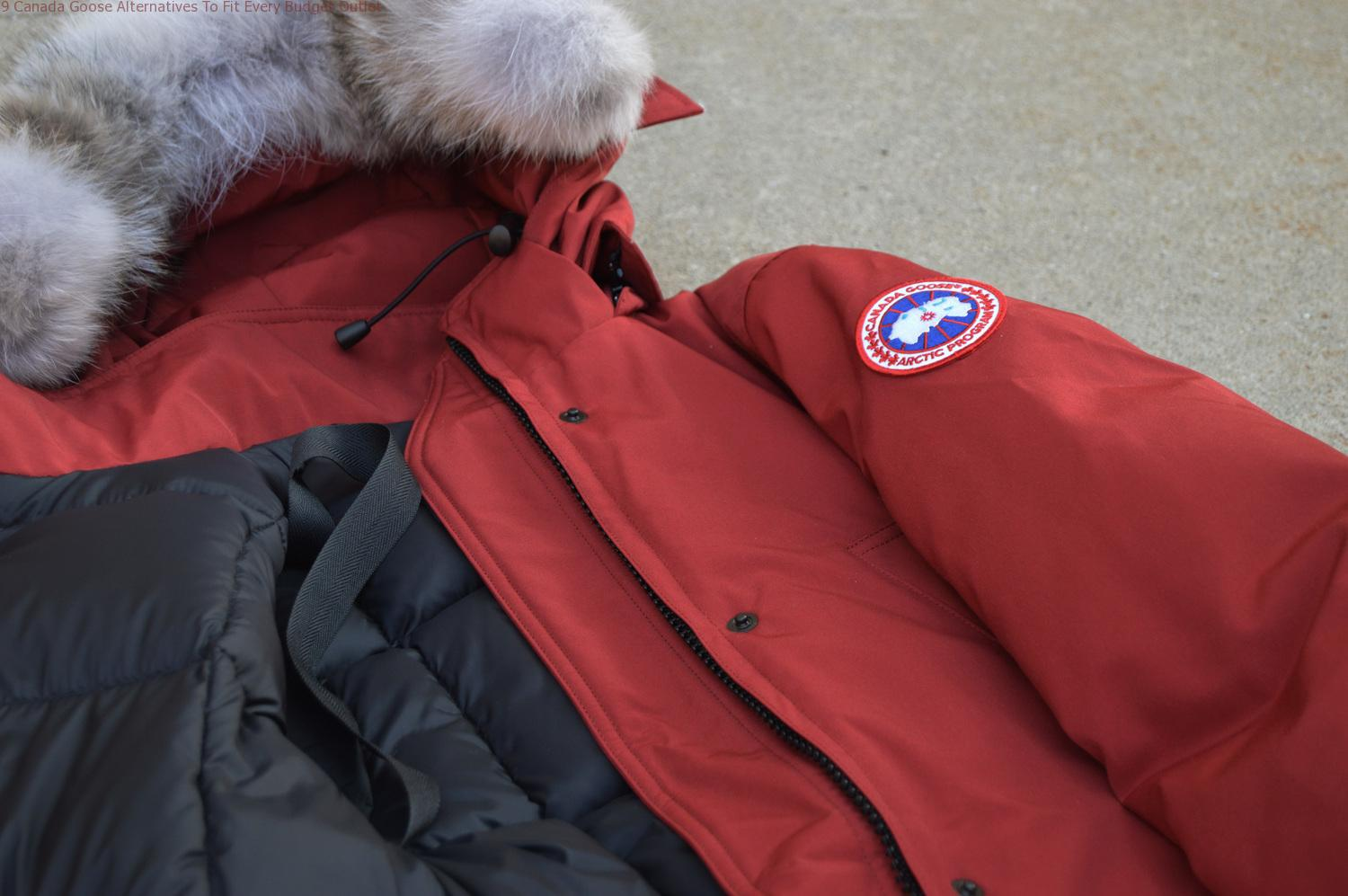 9 Canada Goose Alternatives To Fit Every Budget Outlet